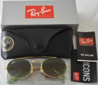 Ray Ban Sunglasses ORB3847N 91224M *2N