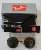 Ray Ban Sunglasses ORB3447 001 *3N
