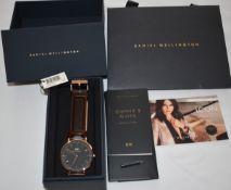 Unisex Daniel Wellington DW00100125 Watch