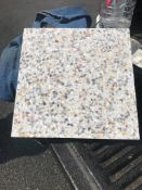 1 x pallet of brand new commercial floor tiles ref (24 square yards per pallet)