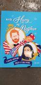 100 When Harry met Meghan A Royal wedding dress up doll book