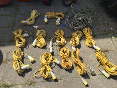 110v extensions job lot construction