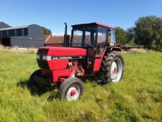 Case international 695 Tractor1994
