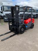 2019 Feeler FD30 Counterbalanced Forklift