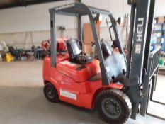 Heli FG250 LPG Forklift