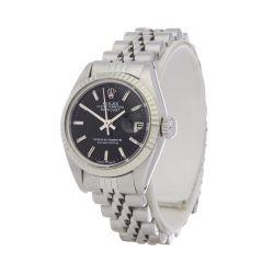 Rolex Datejust 26 6917 Ladies Stainless Steel & White Gold Watch