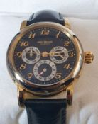 Montblanc Meisterstuck Chronograph Fully Serviced