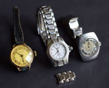 Three Ladies Mechanical Watches