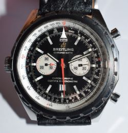Breitling Navitimer Chrono Matic A41360 Complete Set