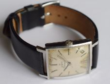 Vintage Zenith Square Dial Automatic Watch