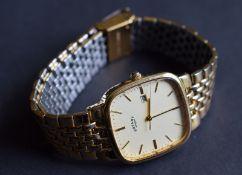 Rotary Date Watch On Bracelet