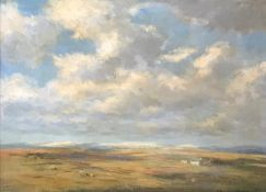 John Murray Thomson 1885-1974 – R.S.A, R.S.W, PS.S.A signed oil Scottish landscape