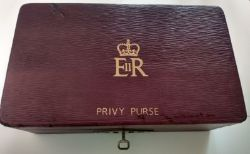 RoyaltyThis Privy Purse Box is believed to date from the 1950s or 1960s when the Private Secretary t