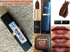 l'oréal color richie 03 ajs nude