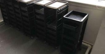 joblot storage trolleys