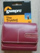 quality 24 x lowepro digital camera cases some leather some material use for other things