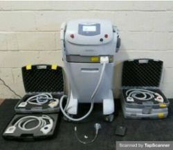 Hair Removal Laser Machine - Model Alma RRP £24,995.00 fully serviced, working order.