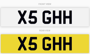 X5GHH on retention