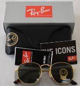 Ray Ban Sunglasses ORB3548N 001 *2N