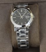 Burberry BU9101 Men's Watch