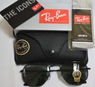 Ray Ban Sunglasses ORB3648 002 *3N