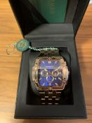 Limited Edition Hand Assembled Gamages Magnitude Automatic Rose – 5 Year Warranty & Free Delivery
