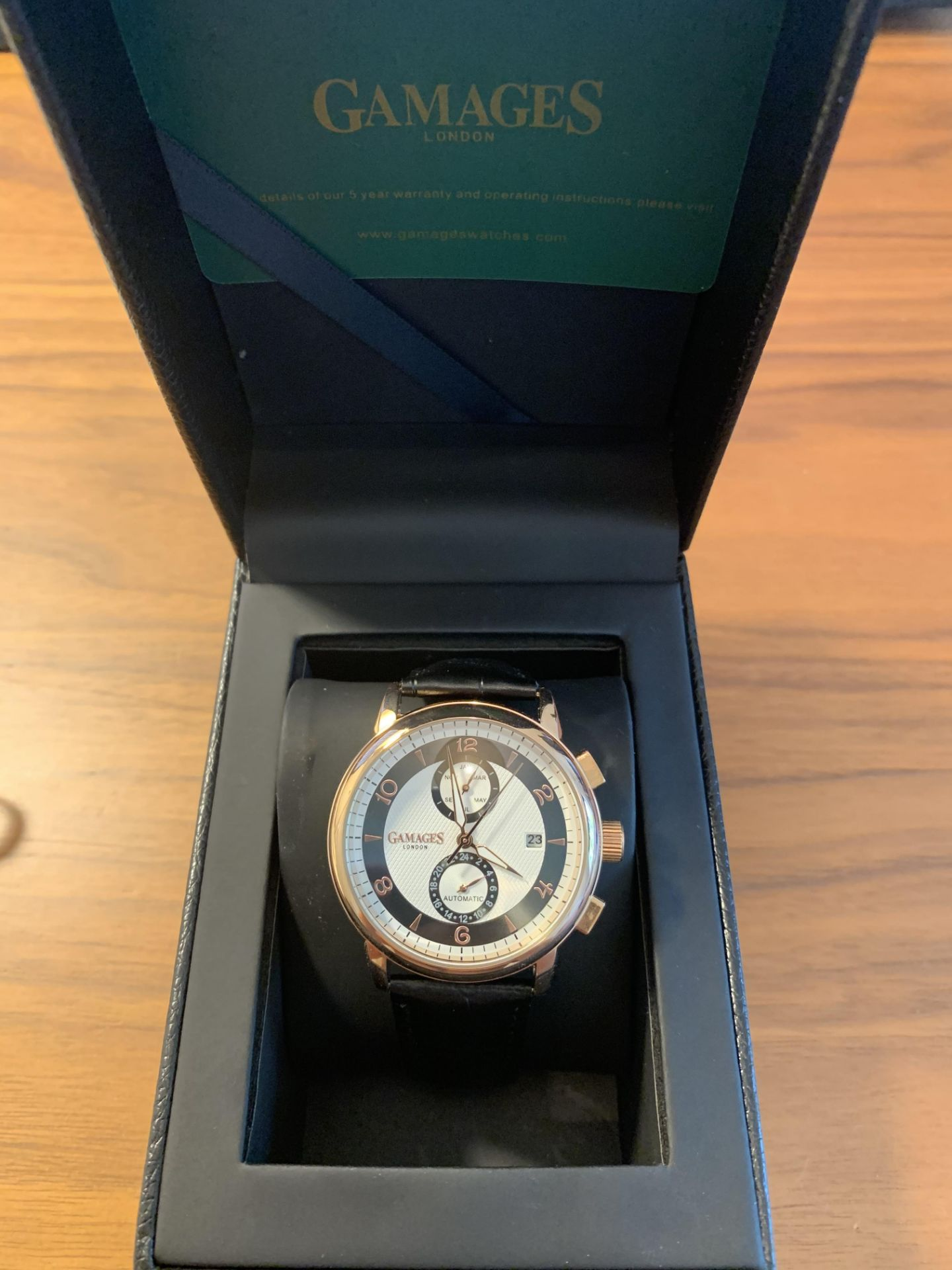 Limited Edition Hand Assembled Gamages Split Mystique Silver – 5 Year Warranty & Free Delivery - Image 2 of 5