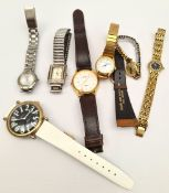 Parcel of 7 Assorted Wrist Watches