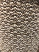 Venus Multi Beige 4.8M X 4M (15Ft6In X 13Ft ) Polypropylene Loopcontract Feltback Carpet