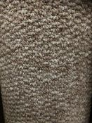 Mali Almond 4.4M X 4M (14Ft 3In X 13Ft ) Polypropylene Loopcontract Feltback Carpet