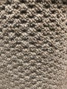 Lot 53 Sweethome Pebble 4.4M X 4M (14Ft 3In X 13Ft ) Polypropylene Loopcontract Feltback Carpet