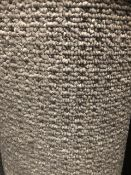 Seattle Grey 4M X 3.2M (12Ft X 10Ft 3In ) Polypropylene Loopcontract Feltback Carpet