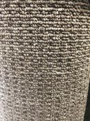 Seattle Grey 7M X 4M (23Ft X 13Ft ) Polypropylene Loopcontract Feltback Carpet
