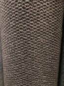 Regatta Dark Grey 6.5Mx 4M (21Ft4In X 13Ft) Polypropylene Loop Pile Feltback Carpet