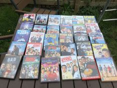 Comedy DVD job lot.