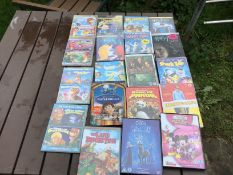 Kids films DVD bundle