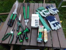 Gardening job lot 2