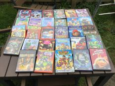 Kids family DVD bundle