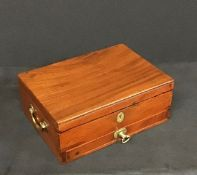 Antique Ladies Vanity Box.
