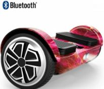 5 x Oxa Balancing Scooter Hover Boards With Built-In Bluetooth Speaker. RRP £249.99 Each.