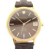 Omega / Constellation 18K Gold Chronometer - Gentlmen's Yellow gold Wrist Watch
