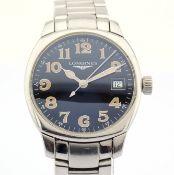 Longines / Spirit - Unisex Steel Wrist Watch