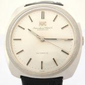 IWC / Pellaton (Rare) - Gentlmen's Gold-filled Wrist Watch