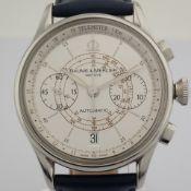 Baume & Mercier / 65542 - Gentlmen's Steel Wrist Watch