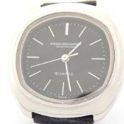 IWC / Schaffhausen - Gentlmen's Steel Wrist Watch