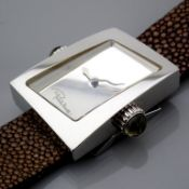 Roberto Cavalli - Lady's Steel Wrist Watch