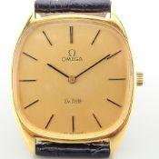 Omega / De Ville 18K Gold - Gentlmen's Yellow gold Wrist Watch