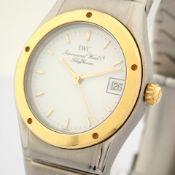 IWC / 1980s IWC INGENIEUR COLLECTORS - Lady's Gold/Titanium Wrist Watch