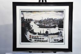 Limited Edition L.S.Lowry