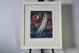 Limited Edition Marc Chagall